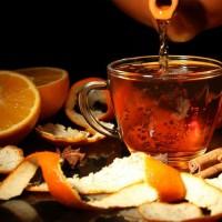 Натуральная ароматизация чая.