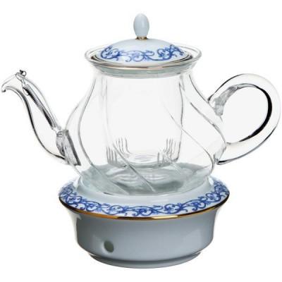 Чайник Asia с подставкой | Fusion