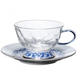 Чашка с блюдцем Asia | Fusion