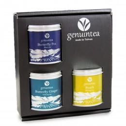 Набор элитного чая — Собери сам! Подарочный набор «3 в 1»