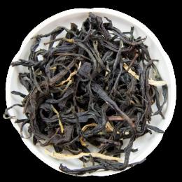Чорний чай Ассам з Імбиром