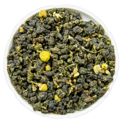 Улун с Ромашкой (CHAMOLINE OOLONG TEA)