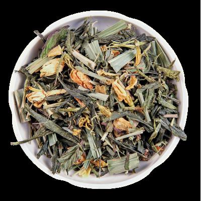 Травяной сбор с зелёным чаем (CAMELLIA GREEN TEA)