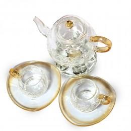 """Набор для чаепития """"Золото"""""""