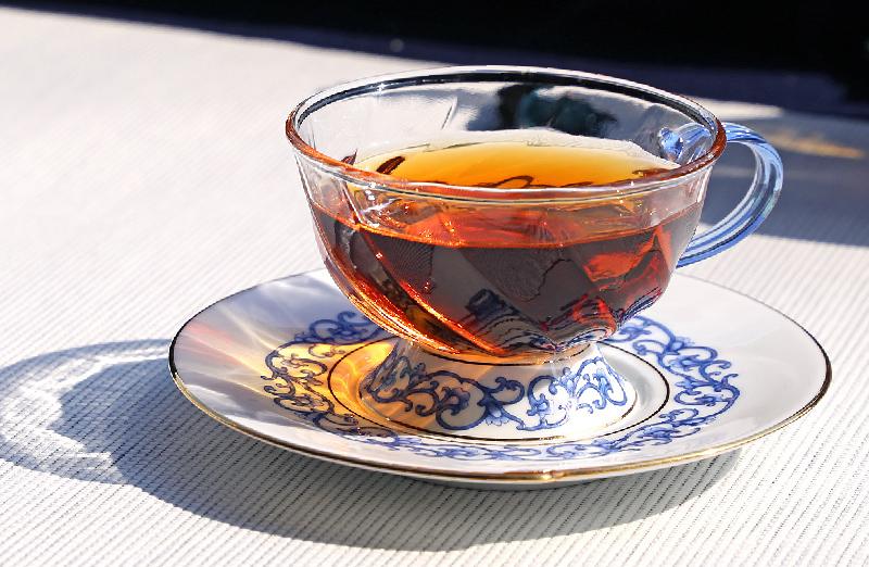 Чашка с блюдцем Asia