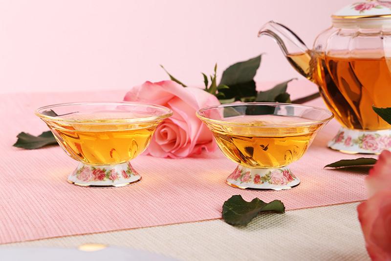 Чайна піала Rose