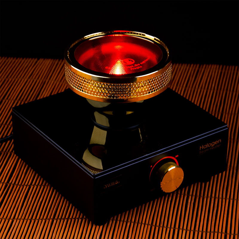 YamaGlass - Halohen Beam Heater